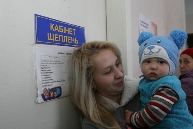 Завершается второй тур вакцинации против полиомиелита