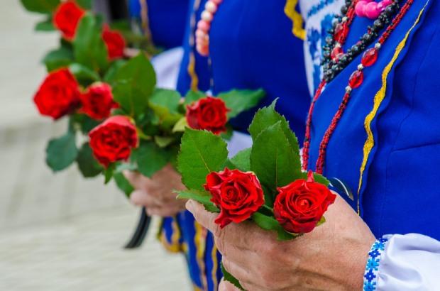 На Днепропетровщине почтили память жертв политических репрессий
