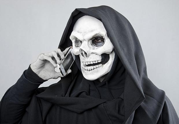 Сотрудники СБУ выследили четырех телефонных «взрывателей»