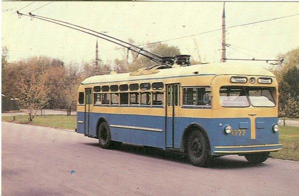 Движение днепровских троллейбусов остановят из-за ремонта дороги