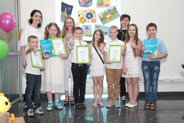 Школьники Днепра собрали более 70 тыс грн для помощи детям