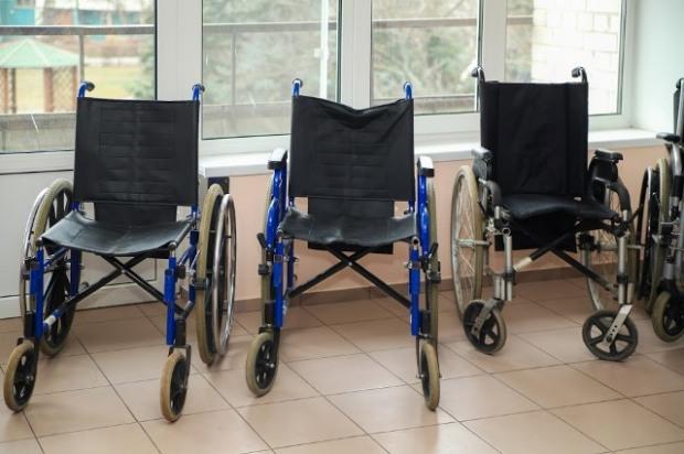 В гериатрический пансионат поступило новое медицинское оборудование