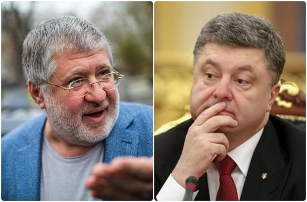 Коломойский не отдаст Порошенко телеканал «1+1»
