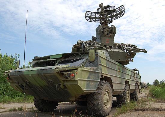 Военную технику для Гвардейского восстановят за 6 миллионов