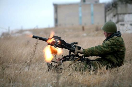 В Кривом Роге военнослужащие подорвались на гранате