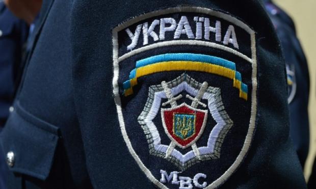 Из-за возможных терактов полиция Днепропетровщины переведена на усиленный режим службы
