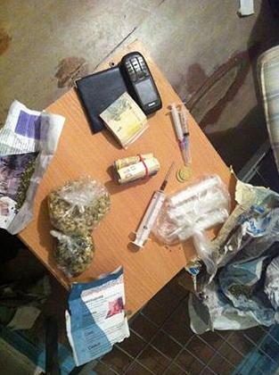 В Днепродзержинске у пациента больницы обнаружили наркотики
