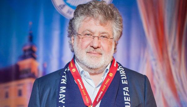 Клубу Коломойского запретят участие в турнире УЕФА за долги