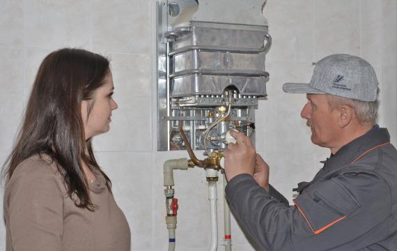 При проведении ПТО ПАО «Днепрогаз» выявлено 1,6 тыс. нарушений в работе газовых приборов