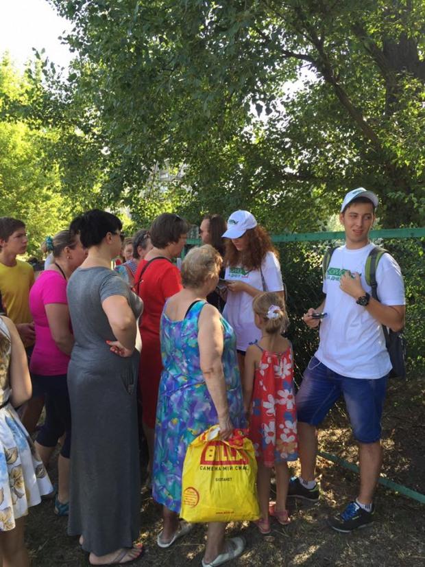 В Днепре возле избирательных участков бесплатно раздают пригласительные, – Жуков