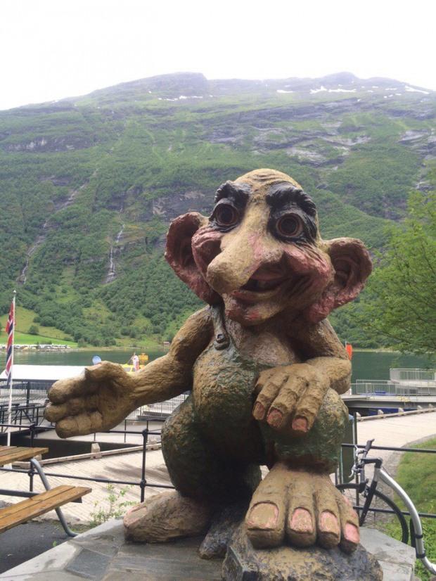 Скандинавия недорого. Часть 1