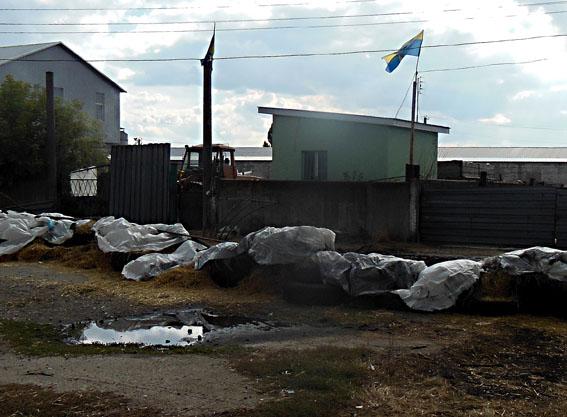 Слава о рейдерах фермы «ДАР» дошла до Республики Польши