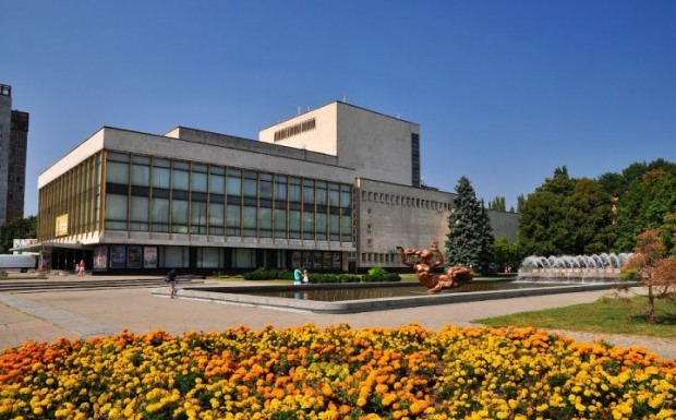 Днепровская осень – с театром оперы и балета (РЕПЕРТУАР)