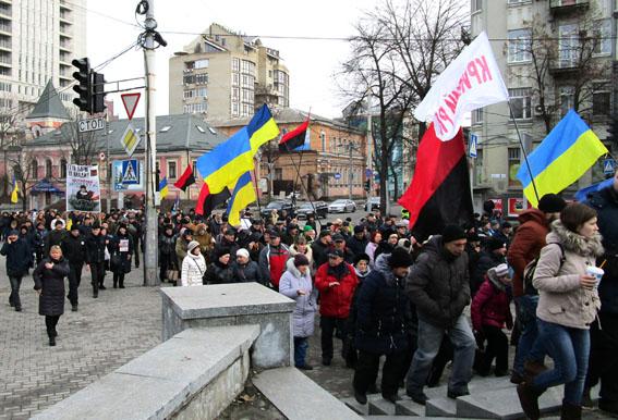 18 марта в Днепре – марш, митинг и автопробег