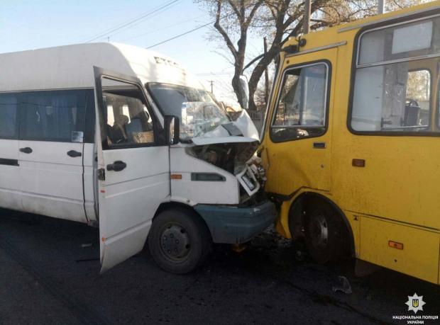 В Павлограде ищут свидетелей ДТП с пострадавшими