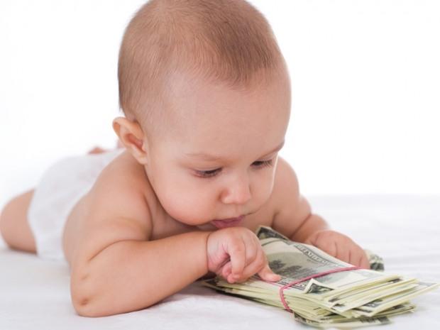 Родителям предлагают оформлять помощь при рождении ребенка через Интернет
