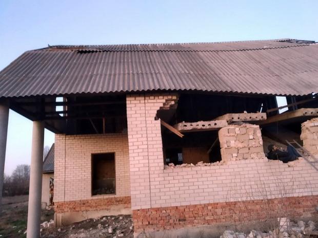 У Юр'ївському районі – трагедія на недобудові