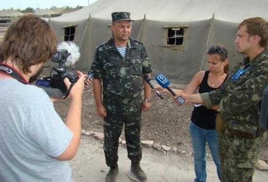 МинОбороны введёт обязательную общенациональную программу подготовки партизан (ФОТО)