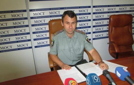Задержанных в Днепропетровске вооруженных диверсантов могут отпустить