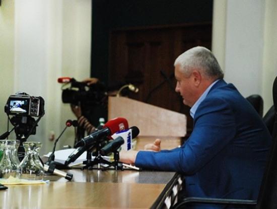 Днепропетровских правоохранителей «пожурили» и «обелили» от титушек