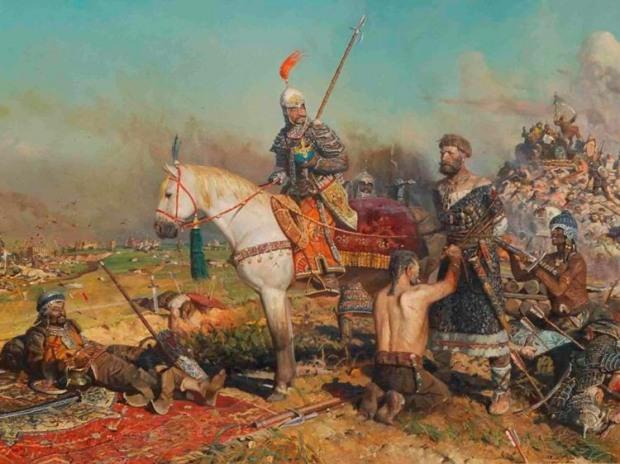 Россию основала Орда