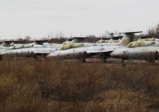Запорожские рейдеры «отжимают» аэродром с самолетами