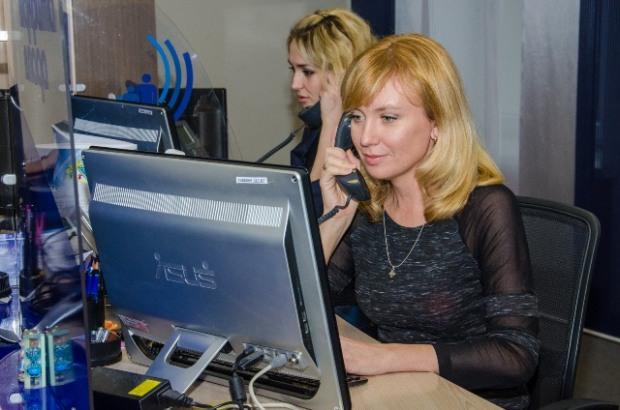 Горячая линия в Днепропетровской облгосадминистрации «закипает»