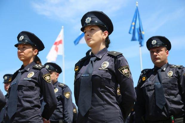 В Национальной полиции будут отбирать «рыцарей чести»