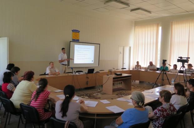 В Желтых Водах презентовали центр по оказанию юридической помощи переселенцам