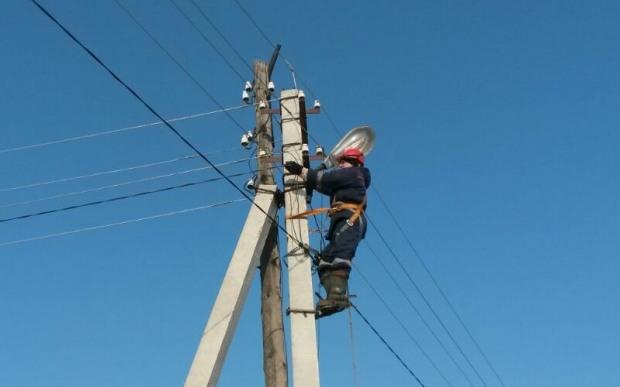 Днепровские энергетики выбрали для обесточивания дома в 4 районах