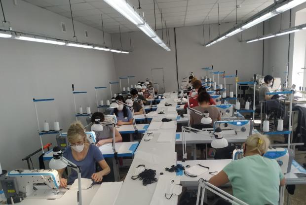 RGC PRODUCTION экстренно запустил производство защитных масок