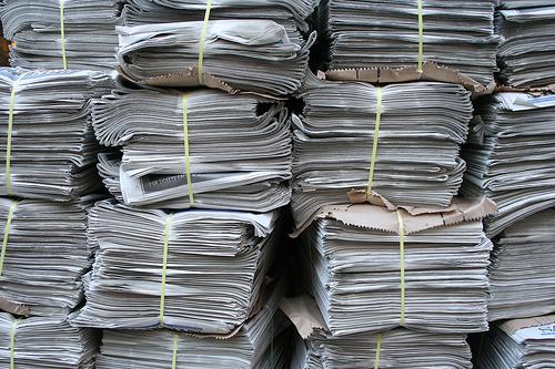 Днепропетровская ОГА отписала на газеты больше 5 млн грн