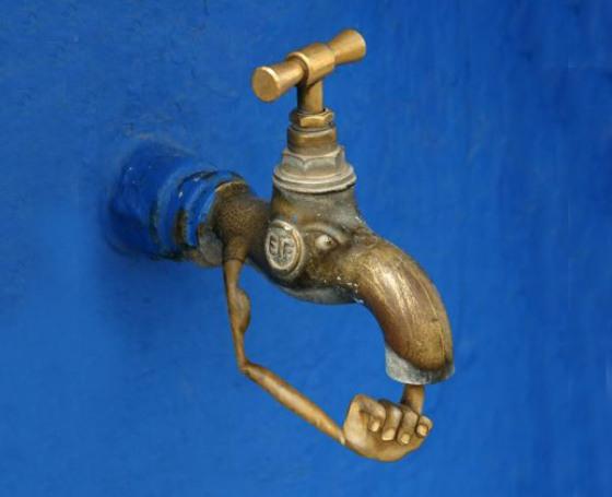 В Днепре отключат воду в школе, детском саду и ряде жилых домов и офисов