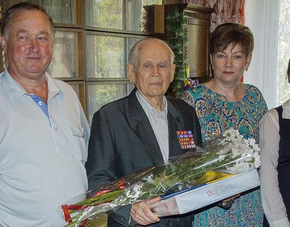 90-летний ветеран рассказал о секрете хорошей физической формы