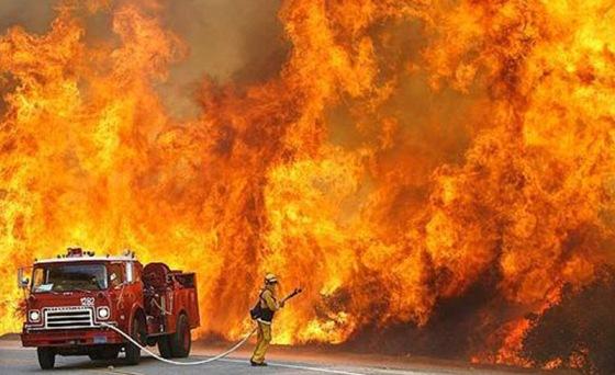 На Днепропетровщине чиновники озаботились срочной проверкой пожарной безопасности
