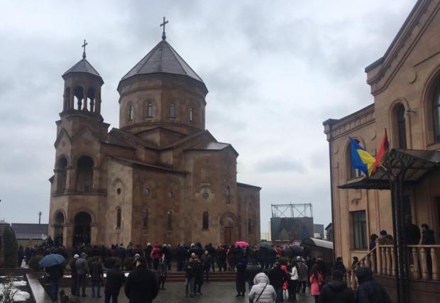 В Днепре открыли масштабный храмовый комплекс