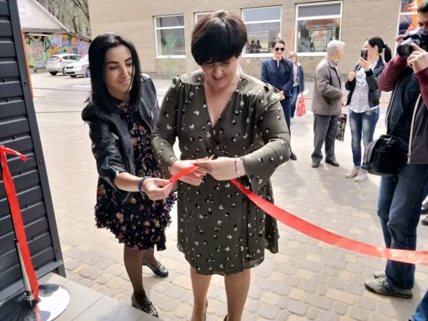 «Днепропетровскгаз» открыл современный центр обслуживания клиентов в Каменском