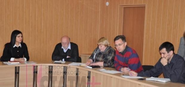 Олена Плахотнік взяла участь у нараді керівників квартально — вуличних комітетів Дніпровського району м. Кам'янське