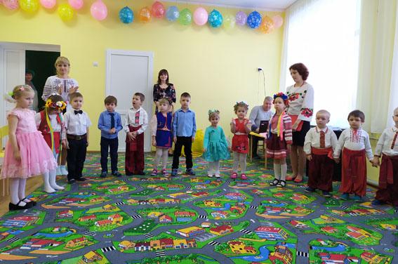 Новий дитсадок відкрили у Петропавлівському районі