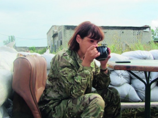 Как волонтёр Татьяна Рычкова командует фронтом (ФОТО)