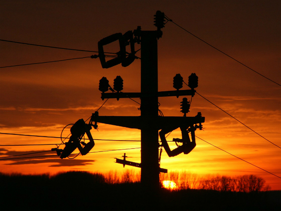 Без электричества оставят часть жителей 6 районов Днепропетровска
