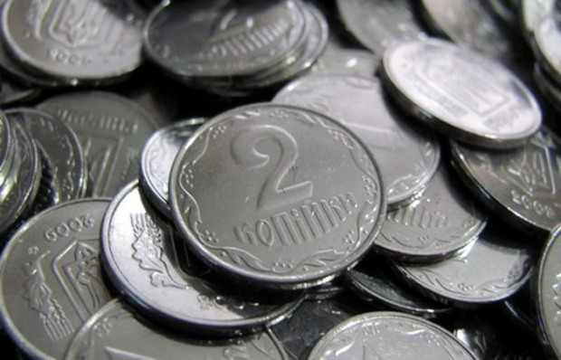 НБУ перестал чеканить мелкие монеты