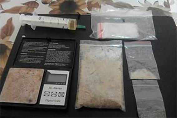 В Днепре изъяли партию наркотиков на миллион гривен