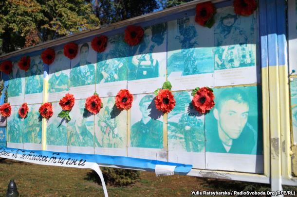 У родственников бойцов Небесной гвардии просят фото погибших