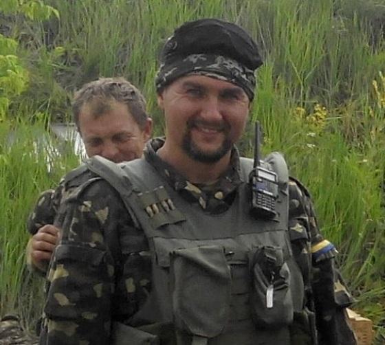 Сквозь пекло Иловайска (Разговор со снайпером из 93-й бригады)