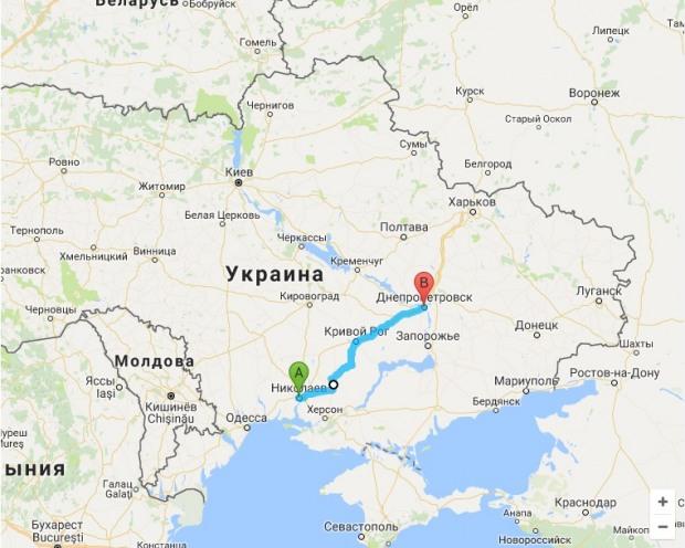 Договор на ремонт дороги Николаев-Днепр с фирмой «Альтком» могут подписать уже на этой неделе