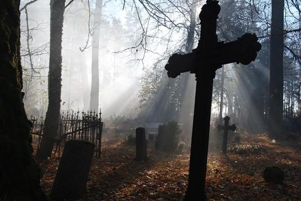 Водителя предприятия судят за загрязнение кладбища отходами