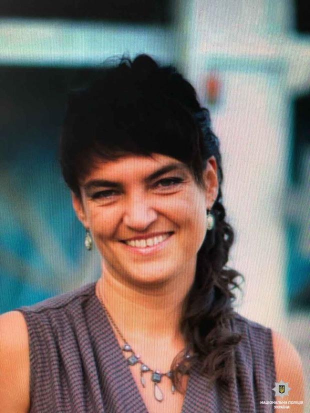 Полиция разыскивает пропавшую в Днепре 41-летнюю женщину