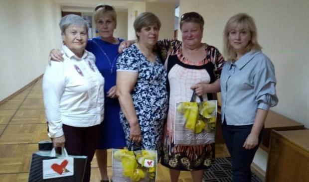 Вшанували матерів загиблих військовослужбовців — учасників АТО