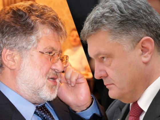 Коломойский из Швейцарии заявил о сделке Порошенко с олигархами